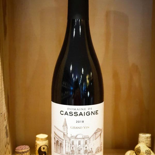 Domaine de Cassaigne 2018