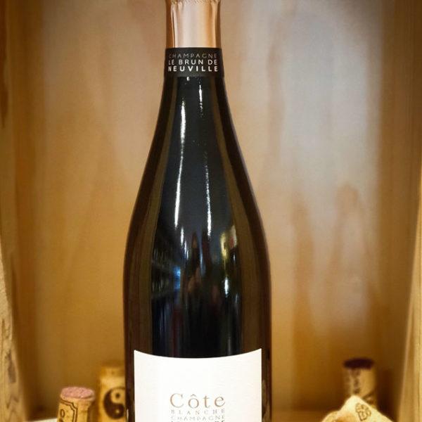 Champagne Brun de Neuville, Côte blanche
