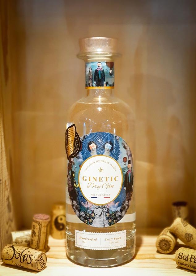 Ginetic Gin Charentais