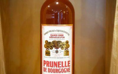 Cocktail avec la Prunelle de Bourgogne