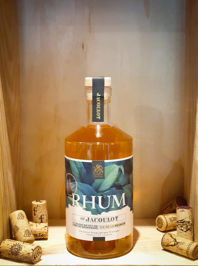 Rhum Brun – Élevé en fût de Fine Jacoulot